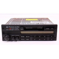 Radio Head Unit Tape Cassette Jetta Golf Mk3 Passat B4 Eurovan T4 357 035 186 H