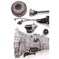 Manual Transmission Swap Parts Kit 98-05 Audi A4 Passat B5 1.8T GFY