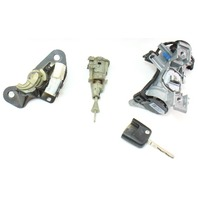 Lock Key Set Ignition 05-10 VW Jetta MK5  - 1K0 905 851 B
