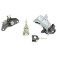 Lock Key Set Ignition 05-10 VW Jetta MK5  - 1K0 905 851 B