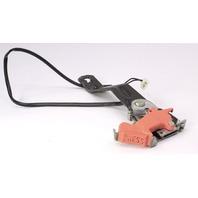LH Front Seat Belt Receiver 81-84 VW Rabbit GTI MK1 - For Parts - 171 857 755