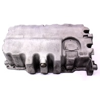 Oil Pan 05-14 VW Jetta Golf Beetle A3 TDI CBEA CJAA BRM Genuine - 03G 103 603 AB