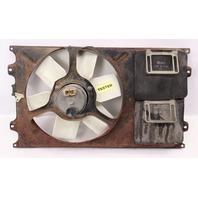Radiator Cooling Fan Motor & Shroud 85-92 VW Jetta Golf MK2 - 191 959 455 T