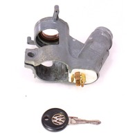 Ignition Housing & Key 75-92 VW Rabbit Jetta Golf GTI MK1 MK2 ~ 171 905 851 ~