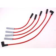 Ignition Plug Wire Set 85-92 VW Jetta Golf MK2 Cabriolet 8.2 Taylor Thundervolt