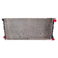 Radiator 675mm w/ AC 85-88 Golf Jetta GTI MK2 - Genuine