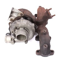 1.9 TDI ALH Turbocharger 01-04 VW Jetta Golf MK4 Beetle Turbo . 038 253 019 C