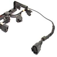 Fuel Injector Harness Plug Pigtail Connectors 99-05 VW Jetta GTI MK4 2.8 VR6