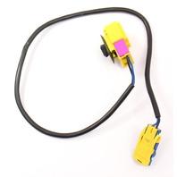 RH Dash Airbag Wiring Harness Plug Audi A4 S4 B6 - 8Z0 972 562 A