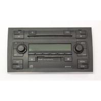 Symphony II Radio Head Unit CD Player Face Plate 02-03 Audi A4 B6 - Genuine