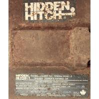Hidden Hitch Towing Trailer Hitch 93-99 VW Jetta MK3 GLX TDI VR6
