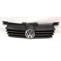 Upper Grill Grille 99-05 VW Jetta MK4 L041 Black - Genuine - 1J5 853 655 A