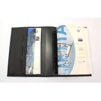 Owners Manual Book 2004 VW Jetta Wagon MK4 - Genuine