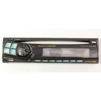 Alpine CD Player Head Unit Radio Face Plate CDE-7856