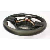 Perforated Black Leather Sports Steering Wheel 05-10 VW Jetta GLI GTI MK5