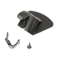 Rear Seat Center Bracket & Hinge Cover 05-10 VW Rabbit GTI Jetta Mk5