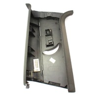 RH Interior B Pillar Trim Cover 05-09 VW Rabbit GTI MK5 2 Door Black 1K3 867 244