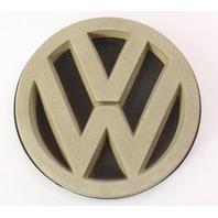 Trunk Emblem Badge Sign 93-99 VW Jetta MK3 - Genuine - 1H5 853 630