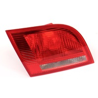 LH Inner Taillight Tail Light Lamp 06-08 Audi A3 - Genuine - 8P4 945 093 A