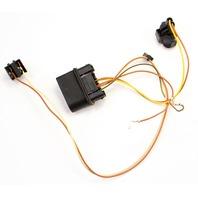 Head Light Lamp Internal Wiring Harness 06-13 Audi A3 8P - Halogen Headlight