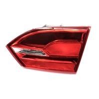 RH Inner Smoked Tail Light Lamp 11-14 VW Jetta GLI Sedan - Genuine - 5C6 945 094