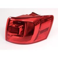 RH Passenger Outer Tail Light Lamp 11-14 VW Jetta MK6 Sedan - TYC 11-11861B