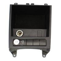Lower Dash Console Cubby Start Button Bin 11-14 VW Jetta MK6 - 5C7 857 925