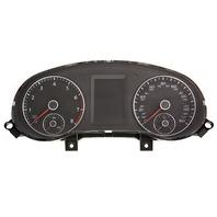 Gauge Cluster Speedometer 2013 VW Jetta GLI MK6 VDO - 5C6 920 972 B