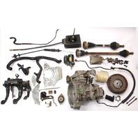 Manual Transmission Swap Parts Kit VW Jetta GTI Cabrio MK3 5 Speed 2.0 ABA AMC