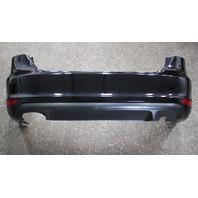 Rear Bumper Cover 11-14 VW Jetta Sedan MK6 - LC9X - Deep Black Pearl