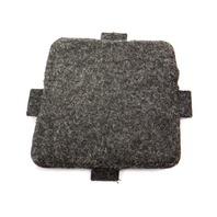 LH Tail Light Trunk Carpet Bulb Access Cover Cap 11-18 VW Jetta MK6 - Genuine