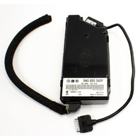Multi Media Interface Module 11-14 VW Jetta MK6 - Genuine - 5N0 035 342 F