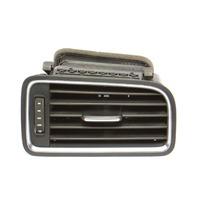 RH Dash Air Vent W/ Chrome Trim 11-18 VW Jetta MK6 - Genuine - 5C6 819 704