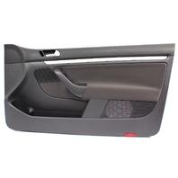 RH Front Interior Door Panel 06-09 VW Rabbit Golf GTI MK5 2 Door ~ 1K3 867 012 R