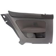 LH Rear Door Seat Side Panel 06-09 VW Rabbit Golf GTI MK5 ~ 1K3 867 043 BQ