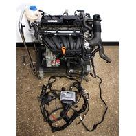 2.5 07K Engine Motor Swap VW Jetta Golf GTI Cabrio MK1 MK2 MK4 MK5 ECU Wiring ~