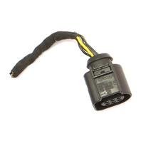Throttle Body Plug Pigtail 06-18 Audi A3 A4 TT Q5 VW Jetta GTI 2.0T 4H0 973 713
