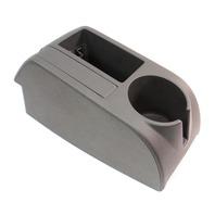 Rear Center Console / Cup Holder 05-10 VW Jetta Rabbit GTI MK5 - 1K0 863 323 K