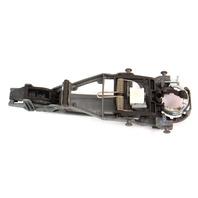 RH Exterior Door Handle 06-09 VW Rabbit Golf GTI MK5 LA7T Gray - 1K0 837 886 A