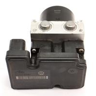 ABS Pump & Module 08-09 VW Rabbit MK5 - Genuine - 1K0 907 379 P / 1K0 614 117 H
