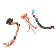 Radio Head Unit Wiring Connectors Plugs Pigtails 99-01 VW Jetta Golf GTI MK4 .