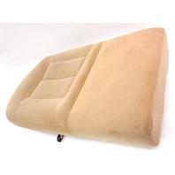 RH Rear Back Seat Lower Cushion & Cover Beige 99-01 VW Jetta Golf MK4 ~ Genuine