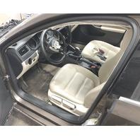 LH Front Door Opening Weather Stripping Seal 11-18 VW Jetta MK6 - 5C6 867 911 F
