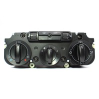 Climate Temp Controls 05-08 VW Jetta Rabbit GTI MK5 Passat B6 ~ AC Heater HVAC