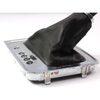 Shifter Boot Chrome Trim Board Console Selector 06-10 VW Passat B6 - Genuine