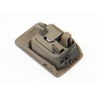 Glovebox Glove Box Handle Latch 06-10 VW Passat B6 Latte - Genuine - 3C1 857 147