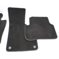 Complete Floor Mat Carpet Set 06-10 VW Passat B6 Black . Genuine . 3C1 863 011 A
