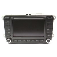 Navigation Head Unit 06-10 VW Passat B6 - Genuine - 1K0 035 197 C