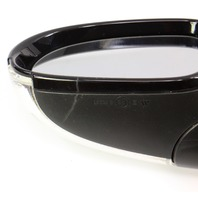 LH Side View Mirror 06-10 VW Passat B6 Door LC9X Deep Black Pearl - Genuine -