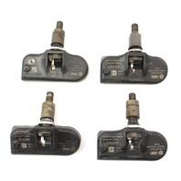 4x TPMS Tire Pressure Monitor Sensor 05-10 VW Jetta Rabbit MK5 - 1K0 907 255 A